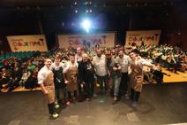Las mejores imágenes del viernes de Granada Gourmet