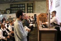 Concurso para elegir al Mejor Tirador de Cerveza de Andalucía