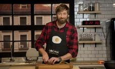 El famoso chef Julius asiste hoy a Granada Gourmet