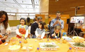 Día por todo lo alto en Granada Gourmet