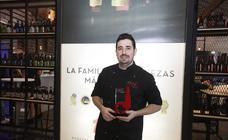 El cocinero de Los Naranjos del Valle, de Melegís, ganador de final del concurso organizado por Estrella Galicia