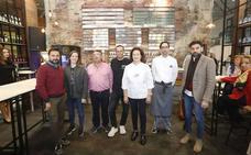 Lynus, ganador del I Concurso de Ensaladilla Rusa Tradicional de Granada Gourmet