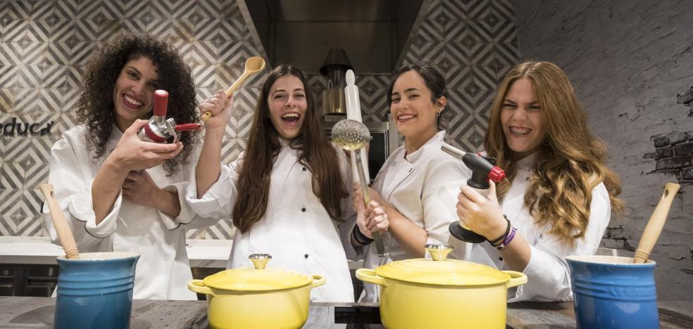Las cuatro chefs que toman el testigo de los ilustres