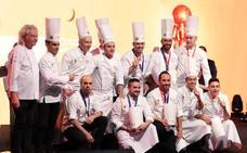 Bronce para España en Arte Culinario