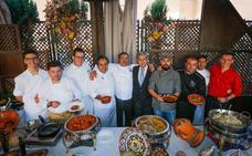 Granada luce sus platos más tradicionales en la Biblioteca Gastronómica de Andalucía