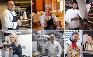 10 recetas low cost de chefs de Granada para la Navidad