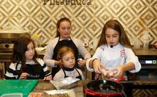 Aprender a cocinar con Esther Requena, el mejor regalo