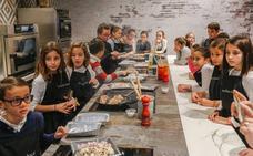Dulce y salado: dos recetas para los niños cocineros