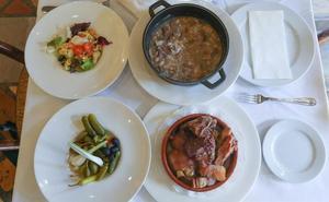 Once restaurantes de Granada en los que disfrutar de la olla de San Antón