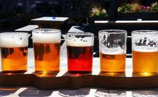 Entre lúpulos y cervezas granadinas