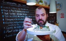 «Mi restaurante no pretende ser más que aquel al que yo iría a comer»