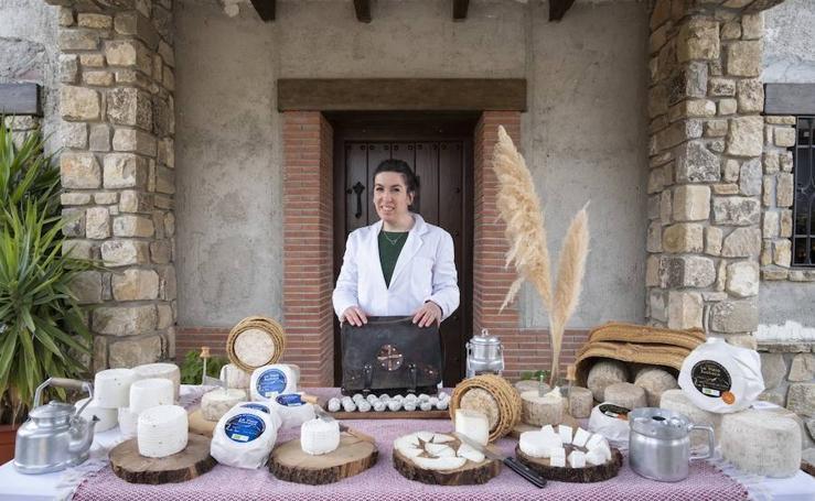 Una quesería artesanal pionera en ecológico