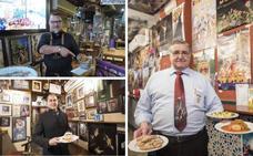 De ruta por los bares más cofrades de Granada