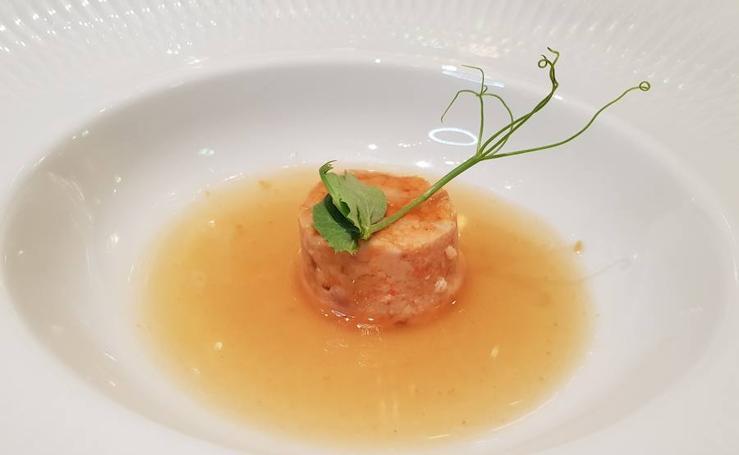 III edición de la 'Cena entre amigos' de el Restaurante La Alcuza de Pegalajar, Jaén