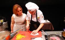 Andrés Nahuel Gómez gana la sexta edición de Granajoven Chef 2019