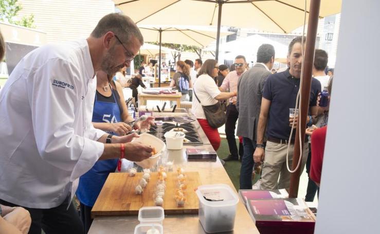 Granada acoge la semifinal del VIII edición del concurso cocinero del año