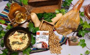 Los sabores centenarios de la Alpujarra