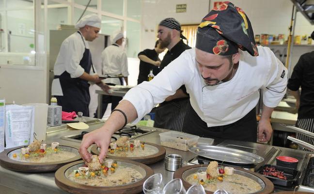 Jaén Joven Chef regresa en busca de nuevos talentos