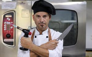 «Me hice cocinero porque me obligaban a comer cosas que no me gustaban»