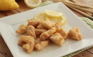 Pollo al limón, un clásico para todos los públicos