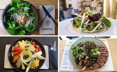 4 ensaladas ideales para el verano