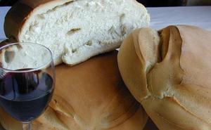 Con pan y vino se hace el camino
