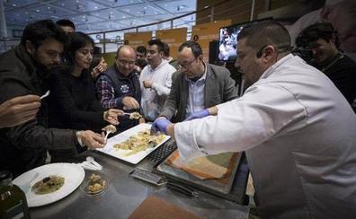 El anfitrión perfecto, con los talleres de Granada Gourmet