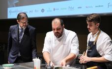 Raúl Sierra muestra cómo es una experiencia gastronómica en Atelier
