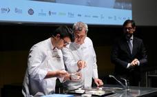 José Álvarez desvela los trucos para triunfar en la cocina