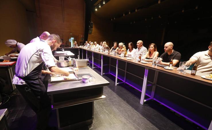 Chechu González presenta su 'gastronomía con criterio'