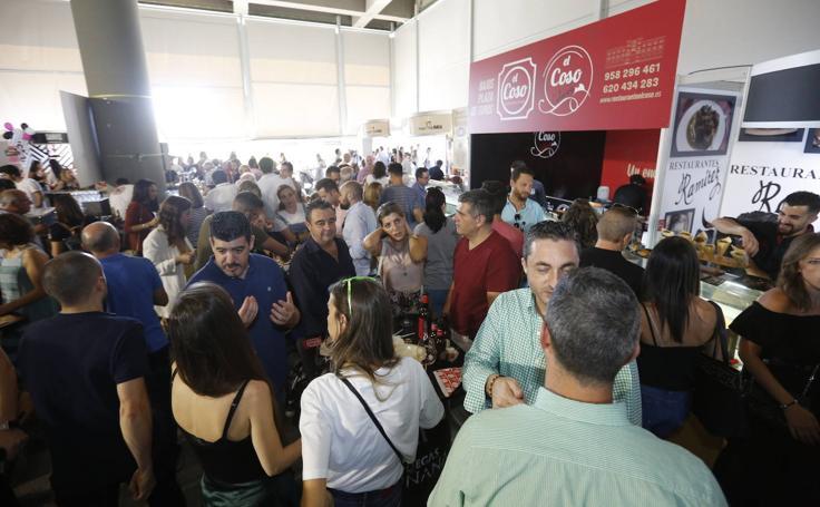 Los gastrobares, también protagonistas en Granada Gourmet