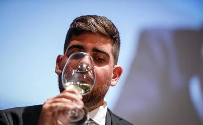 Pedro Bulpe gana el concurso 'Mejor Sumiller de Andalucía'