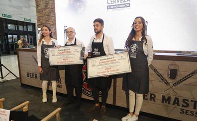 El granadino Enrique de la Blanca se corona como campeón del 'Beermaster Estrella Galicia'