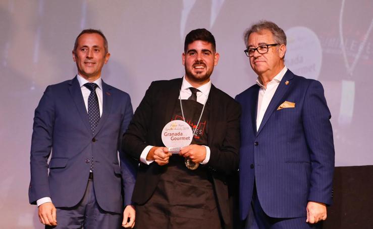 Pedro Bulpe se converte en el 'Mejor Sumiller Andaluz 2019'