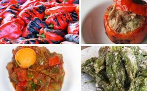 ¿Cómo te gustan los pimientos? Cuatro recetas para tenerlos listos en media hora