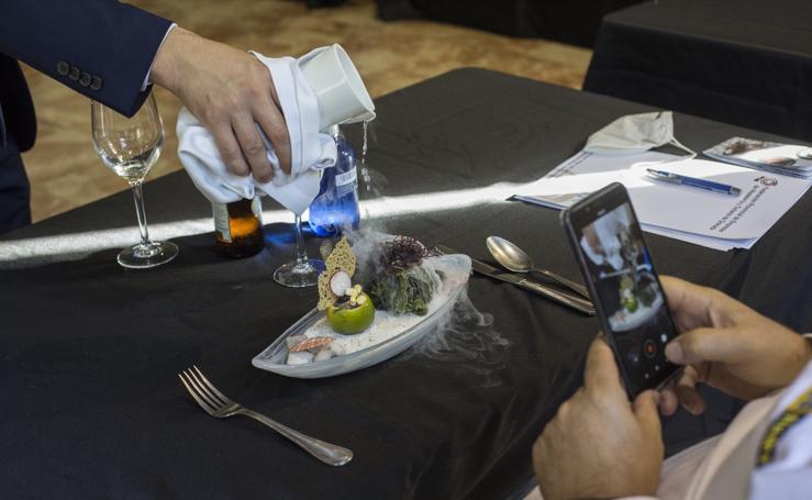 XII Edición del concurso Granada de Tapas Gastronómicas Cervezas Alhambra
