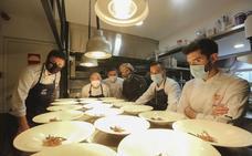Restaurante Alejandro y María de O ofrecen una comida repleta de sabor