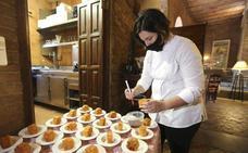 El restaurante El Coso acoge un nuevo menú a cuatro manos con toda la sapiencia de la gastronomía murciona
