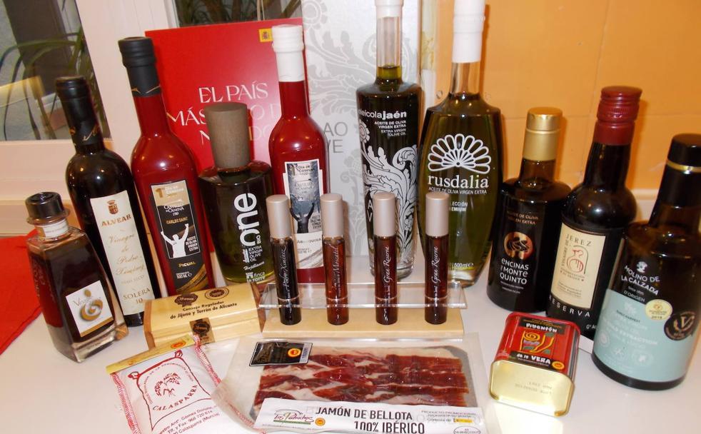 Misterios Del Aceite Vinagre Y Jamones Gourmet Ideal