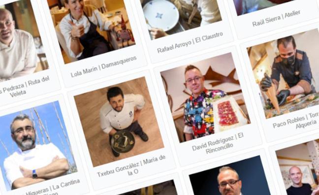Vota al mejor cocinero popular de Granada