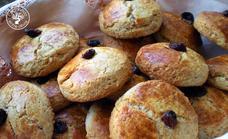Scones, panecillos ingleses para desayuno o merienda