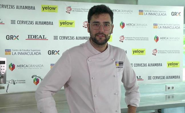Un plato típico andaluz cargado de innovación