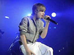 Justin Bieber, un an�nimo estrellado en los MTV Video Music Awards 2010