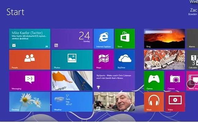 Windows Blue, as� ser� la revoluci�n de Microsoft (v�deo)