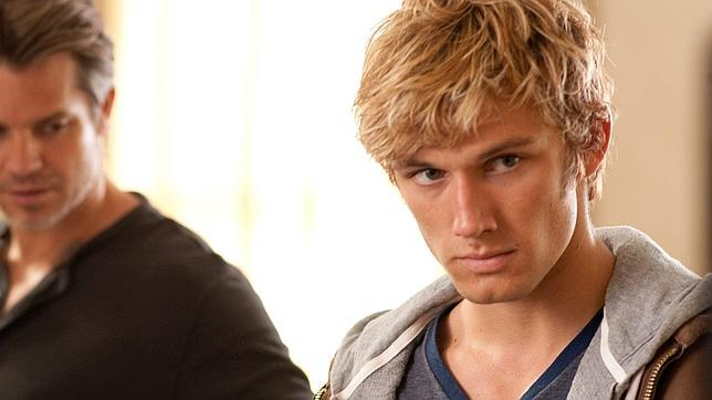 Alex Pettyfer, �el personaje definitivo Christian Grey?