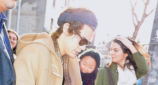 One Direction, Harry Styles y Kendall Jenner, confirmado son novios (foto)