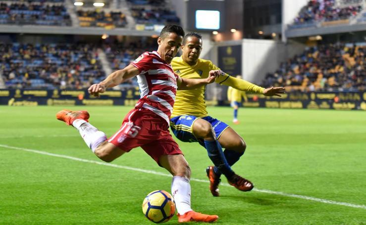 Los mejores momentos del Cádiz - Granada CF