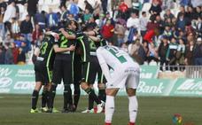 Chico Flores se perderá el Granada-Alcorcón por sanción