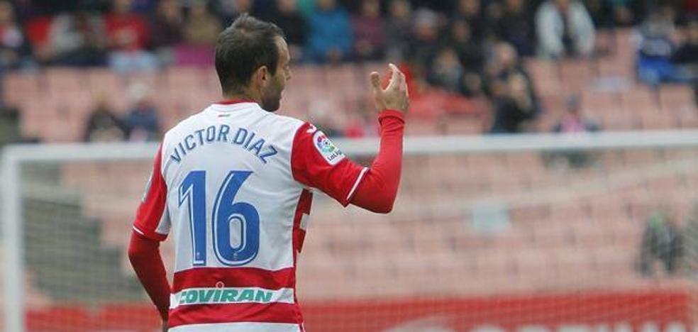 Víctor Díaz: «Hay que aprender de los errores cometidos este año»