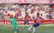 Granada vence en Los Cármenes al Cádiz